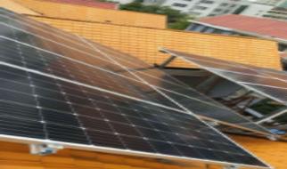 国家统计局:3月太阳能发电增长12.9% 加快9.1个百分点
